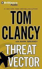 Threat Vector (Jack Ryan Novels) by Tom Clancy
