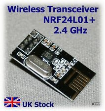 2.4GHz NRF24L01 + Antenna Wireless Transceiver Arduino Raspberry Pi  - UK Stock