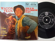 RCX 128 Various Artists - Wagon Train - 1958