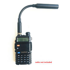 Dual Band Tactical Goose Tube Foldable Antenna for Baofeng UV-9r Walkie Talkie