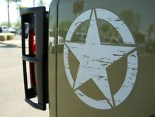 Jeep Wrangler 2012-2014 Freedom Edition Star decal sticker nameplate badge OEM