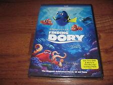 FINDING DORY: Disney PIXAR ]  DVD, 2016 Rewards] Brand New; Sealed+I Ship Faster