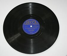 "Woody Herman and Orchestra - Woodchopper's Ball 10"" 78rpm 1939 Decca # 2440"