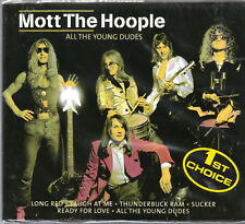 MOTT THE HOOPLE - ALL THE YOUNG DUDES CD NEW & SEALED