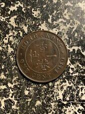 1919-H Hong Kong 1 Cent Lot#Q2127
