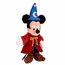 Disney Park Plüsch Mickey Mouse Fantasia Maus super weich Kuscheltier NEU Mittel