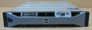 Dell EqualLogic PS6100X Virtualized iSCSI 2U SAN Storage Array 24x 900GB 10K HDD