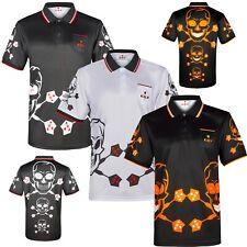 Dangerous Darts - Skull Polo Shirt