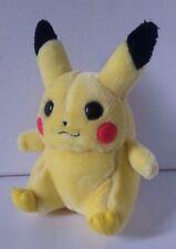 Pokemon Yellow Pikachu Plush Soft Toy Figure Tv Film Game Character Doll