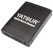 Usb mp3 AUX IN Adaptateur BECKER Mexico Pro be2330 be2340 SD interface changeur de CD