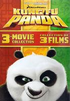 Kung Fu Panda (3-Movie Collection) (DVD / Digi New DVD
