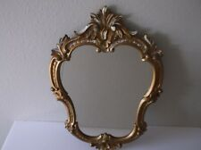 beautiful italian gold gilt mirror
