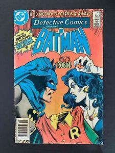 DETECTIVE COMICS  #543 DC COMICS 1984 FN/VF NEWSSTAND