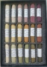 Unison Colour Soft Pastels Brown Earth 19-36