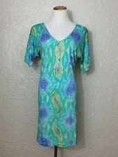Just Cavalli Beachwear Women's Printed Dress, Size M