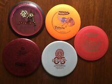 Disc Golf Discs Lot (MVP, Innova, Gateway)