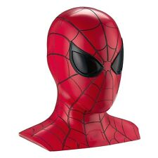 Marvel Spider Man Real Sculpted Bluetooth Speaker With Animated Eyes