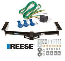 Reese Trailer Tow Hitch For 75-91 03-07 Ford E100 E150 E250 E350 w/ Wiring Kit