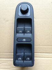 VW GOLF MK6 ELECTRIC WINDOW SWITCH & MIRROR ADJUSTER 5K2959565 GENUINE...