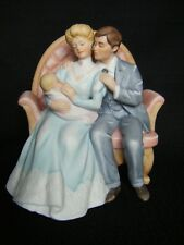 Treasured Memories Enesco Limited Edition 1988 And Baby Makes Three
