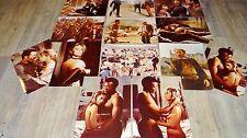 lee van cleef EL CONDOR !  jim brown jeu 13 photos cinema luxe western 1969