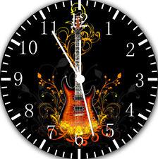 G3 Beatles Guitar Wall Clock