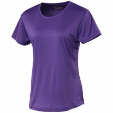 T-shirt, maglie e camicie da donna viola basici taglia XL