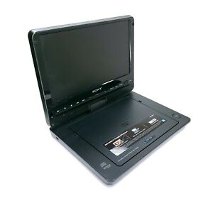 """Sony DVP-FX930 (9"""" Swivel Screen) Portable DVD Player ONLY Tested & Working"""