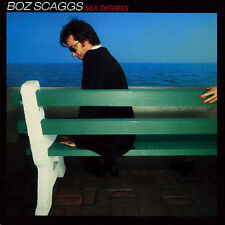 BOZ SCAGGS Silk Degrees CD BRAND NEW Bonus Live Tracks