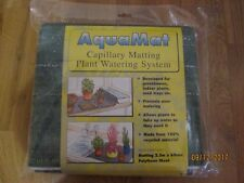 OFFER 2 AQUAMAT  CAPILLARY MATTING WATERING SYSTEM (ALL RECYCLED MATERIALS)