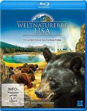 Weltnaturerbe USA - Yellowstone Nationalpark [Blu-ray] - NEU in Folie (193)