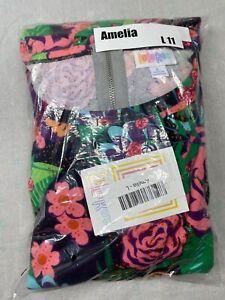 LuLaRoe Amelia Dress Size Large 11