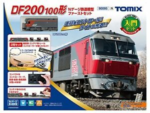 Tomix 90095 Diesel Locomotive Type DF200-100 My First Tomix Set (N scale)