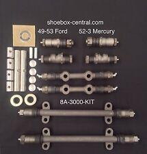1949 49 1950 50 1951 51 Ford Shoebox Front End Rebuild Kit