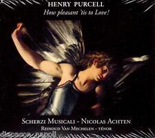 Purcell: How Pleasant Tis To Love! / Van Mechelen, Achten, Scherzi Musicali - CD