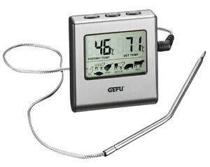 GEFU - 'Digitales Bratenthermometer TEMPERE - Braten / BBQ'