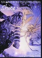 Hiroyuki Asada Tegami Bachi Shine Illustrations Art Book  Anime Tegamibachi