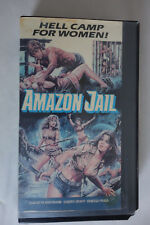 AMAZON JAIL CIC Video VHS Tape Rare Exploitation Women In Prison