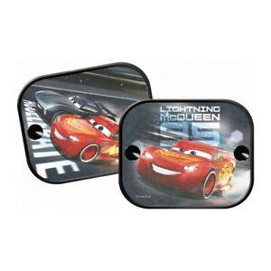 Parasol Ventosas Cars 44X36cm X2