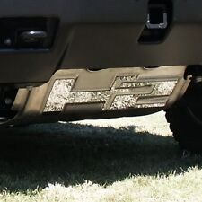 For Hummer H2 2003-2009 SAA Brushed Plate Accent