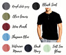 Hanes T-shirts Men's 1901 Heritage Dyed Short Sleeve Henley Tee