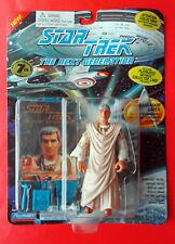 Star Trek TNG AMBASSADOR SAREK Vulcan Action Figure Playmates + Trading Card MOC