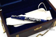 Montegrappa La Sirena Limited Edition Silver Fountain Pen - ARTIST PROOF #0/1912