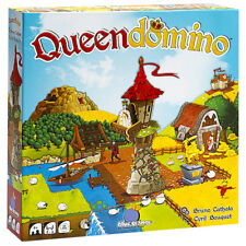 Queendomino Family Board Game - by Blue Orange Games