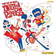 Dead Rocks Surf Explosion CD instrumental Brazil trad traditional surf