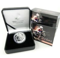 2013 BLACK CAVIAR Silver Proof Coin