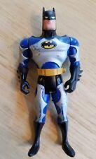 Batman Animated Series Kenner Action Figure Superhero Bat Man Blue Dc costume