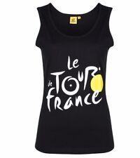 Le Tour de France Frauen Schirt, offizielle Kollektion Schwarz Gr. XL