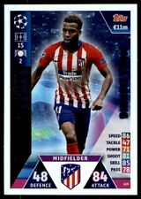 Match Attax Champions League 2018/19 Lemar Athletico Madrid Mega Signing No.419