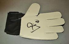 Peter Schmeichel Signed Goalkeeper Glove Proof Manchester United Memorabilia COA